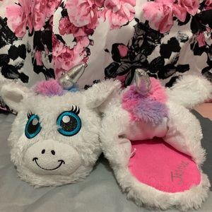 Unicorn Slippers !!